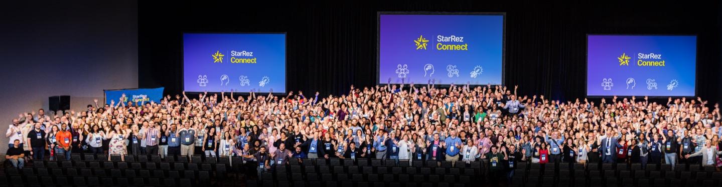 StarRez Connect  Europe 2020
