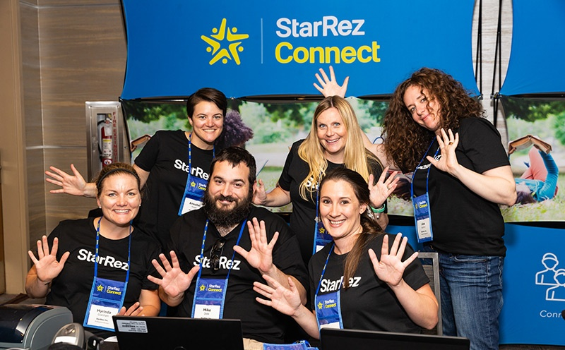 StarRez Learning Sessions